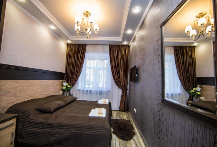 Номер Комфорт, отель ЭРА на ул. Цимбалина, 32, Санкт-Петербург