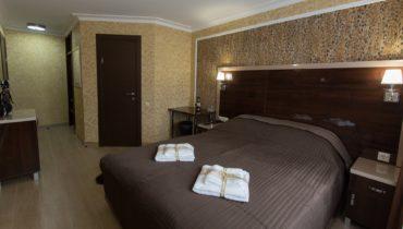 Номер Делюкс, отель ЭРА на ул. Седова 59, Санкт-Петербург