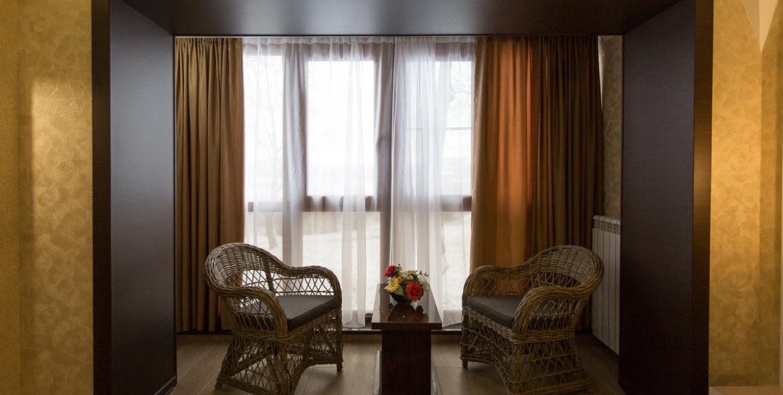 Номер Представительский Люкс, отель ЭРА на ул. Седова 59, Санкт-Петербург